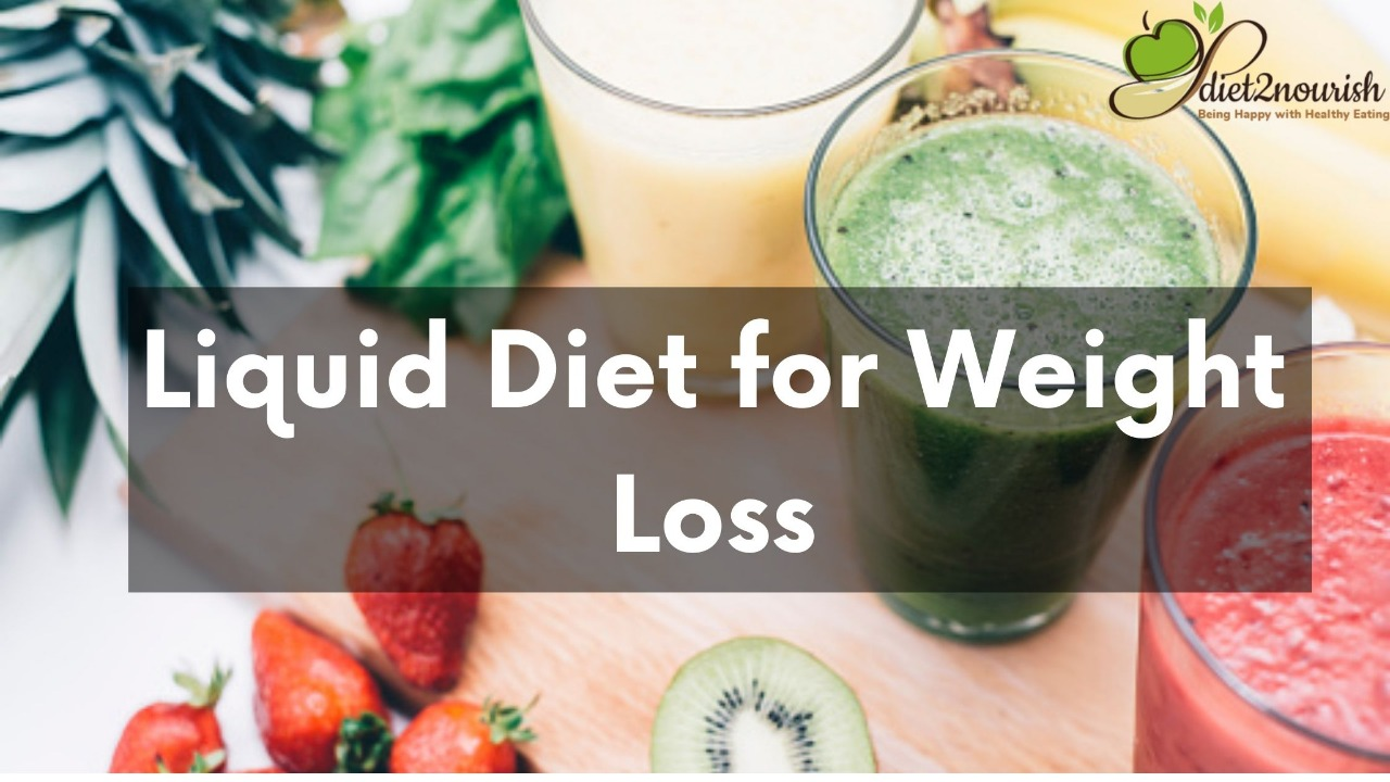 Liquid-Diet-For-Weight-Loss